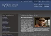 Chicago Mesothelioma Lawyers - James P. Crawley & Associates, Ltd.
