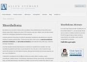 Dallas Mesothelioma Lawyers - Allen Stewart, P.C.
