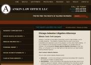 Chicago Mesothelioma Lawyers - Ankin Law Office LLC