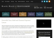 Greenville Mesothelioma Lawyers - Black, Black & Montgomery, LLC
