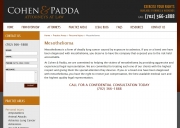 Las Vegas Mesothelioma Lawyers - Cohen & Padda, LLP