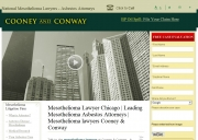 Chicago Mesothelioma Lawyers - Cooney & Conway