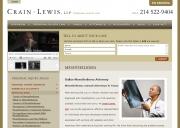 Dallas Mesothelioma Lawyers - Crain Lewis, LLP