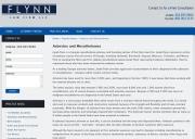 Atlanta Mesothelioma Lawyers - Flynn Law Firm LLC