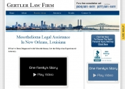 New Orleans Mesothelioma Lawyers - Gertler Law Firm