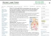 Hilton Head Mesothelioma Lawyers - Kerr Law Firm