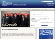 Chicago Mesothelioma Lawyers - The Deratany Firm