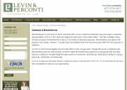 Chicago Mesothelioma Lawyers - Levin & Perconti