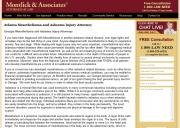 Atlanta Mesothelioma Lawyers - Montlick & Associates, P.C.