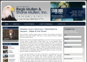 Dallas Mesothelioma Lawyers - The Law Offices of Regis Mullen & Shane Mullen