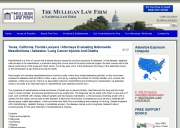 Dallas Mesothelioma Lawyers - The Mulligan Law Firm
