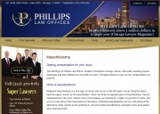 Chicago Mesothelioma Lawyers - Phillips Law Offices