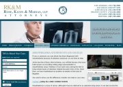 Los Angeles Mesothelioma Lawyers - Rose, Klein & Marias LLP