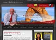 Salt Lake City Mesothelioma Lawyers - Robert J. DeBry & Associates