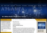 Atlanta Mesothelioma Lawyers - Robert J. Fleming, Attorney at Law
