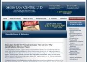 Philadelphia Mesothelioma Lawyers - Shein Law Center, LTD