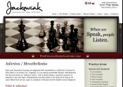 Chicago Mesothelioma Lawyers - Jackowiak Law Offices