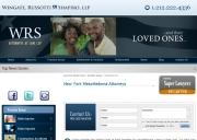 New York Mesothelioma Lawyers - Wingate, Russotti & Shapiro, LLP